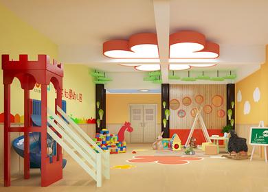 商业空间│幼儿园设计与施工