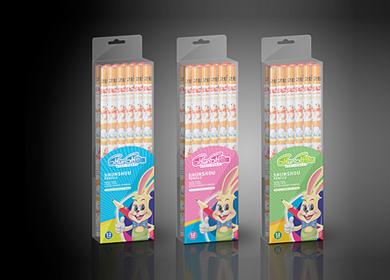 品牌设计│文具产品包装设计